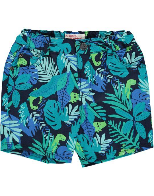 Baby boys' shorts CUDOUBER2 / 18SG10J2BER099