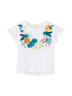 White T-shirt JAQUATI1 / 20S901R1TMC000
