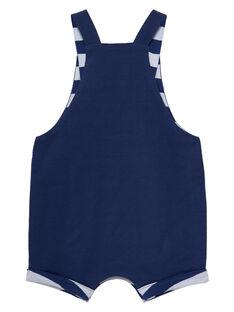Blue Short Overalls JUGRASAC / 20SG10E1SAC702