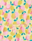 Yellow Jumpsuit JAPLACOMB2 / 20S901X1CBLB104