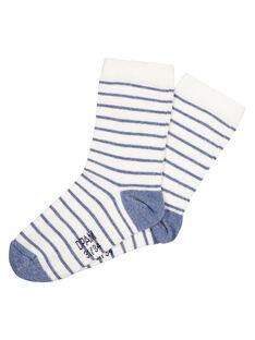 Dark off white Socks GYOJOCHOR6 / 19WI02L4SOQ003