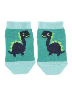 Baby boys' ankle socks CYUDOUCHO / 18SI10J1SOQ613