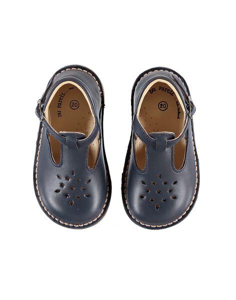 Navy Salome shoes JBGSALBASIM / 20SK38Y3D13070