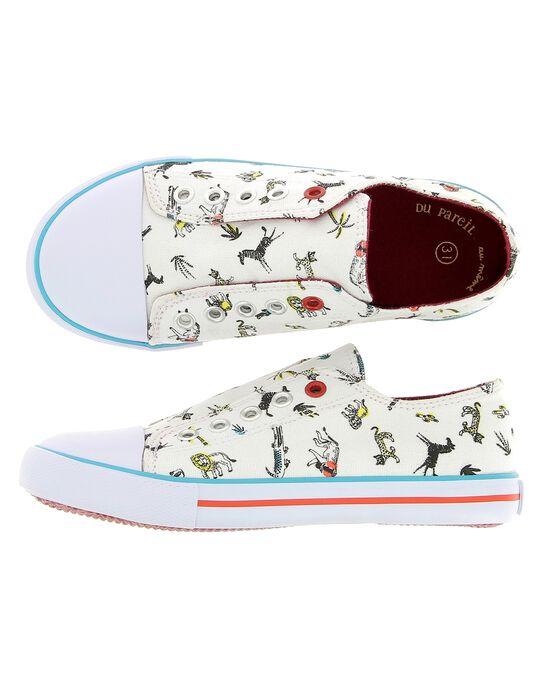 White Sneakers CGTENSAVA / 18SK36O3D16000