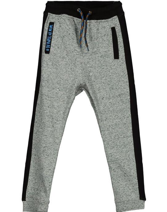 Grey pants GOBLEPAN2 / 19W90292PANJ922