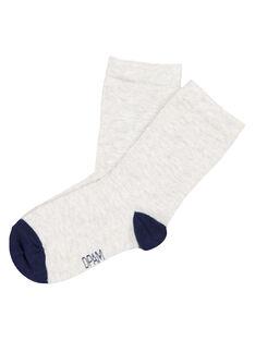 Grey Socks GYOESCHO2 / 19WI02UASOQJ922
