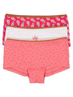 Pink Shorts GEFAHOTLIC / 19WH1164SHYD323