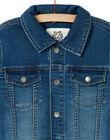 Denim jacket for boys LOGROVES / 21S902R1VESP274