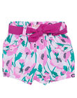 Pale rose Shorts JIPOESHO / 20SG09G1SHO301