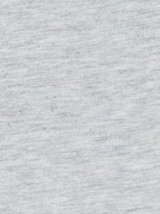 Heather grey T-SHIRT KOBRITEE1EX / 20W902F1TMC943