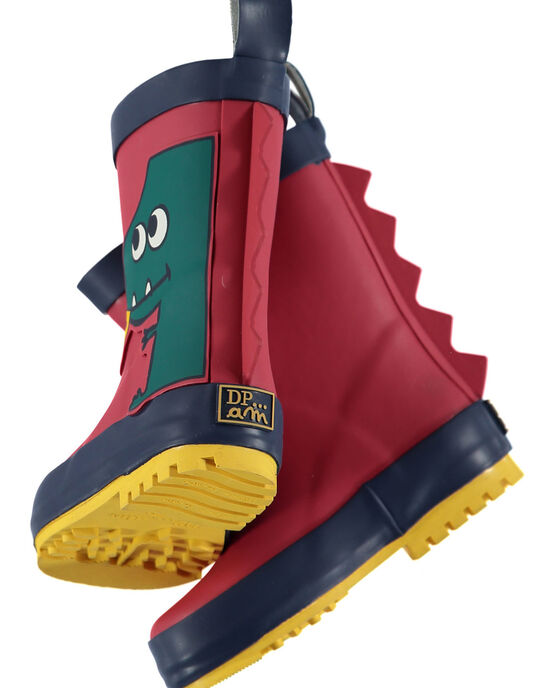 Red Rain boots GBGBPVER / 19WK38G1D0C050