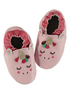 Clear pink Night Sleepers GNFLICO / 19WK37Z4D3S321