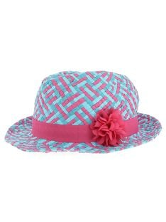 Girls' hat CYADOUHAT1 / 18SI01J1CHA099
