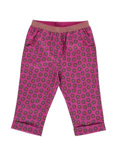 Multicolor pants CIGAUPAN / 18SG09L1PAN099