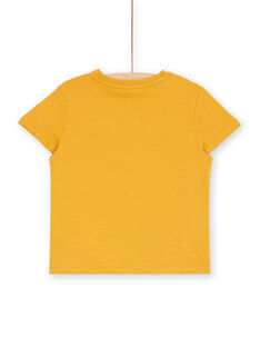 Yellow T-SHIRT LOTERTI6 / 21S902V6TMCB114