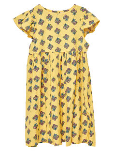 Yellow Dress JAJOROB4 / 20S90146ROBB102