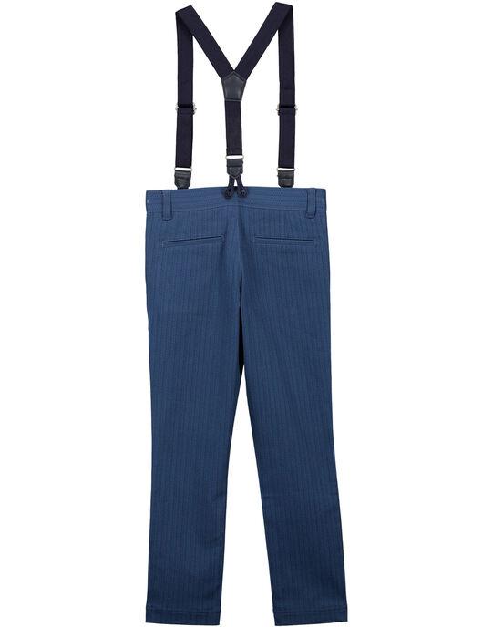 Blue pants GONOPAN / 19W902V1PAN703
