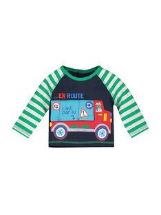 Navy Sweat Shirt FUCOSWE / 19SG1081SWE705