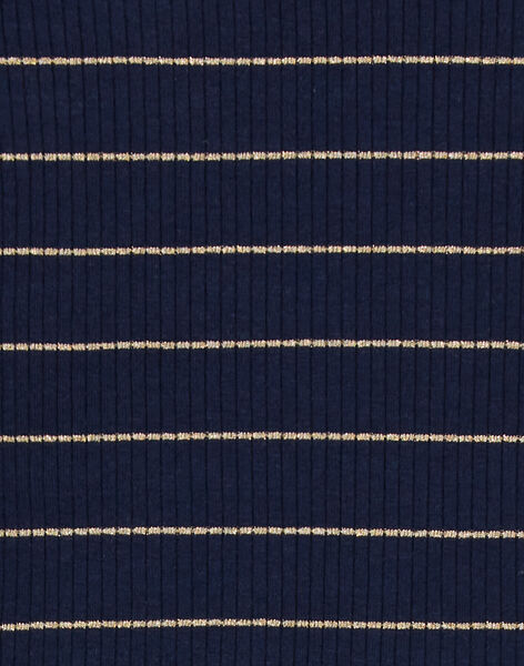 Navy ROLL-NECK KIJOSOUPRIB2 / 20WG0941SPL070