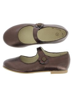 Brown Salome shoes DFBABSOFI2 / 18WK35T3D13802