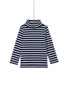 Navy UNDER-SWEATER KOJOSOUP6 / 20W90242D3B705