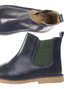 Navy Boots GGBOOTCHEB / 19WK36X5D0D070