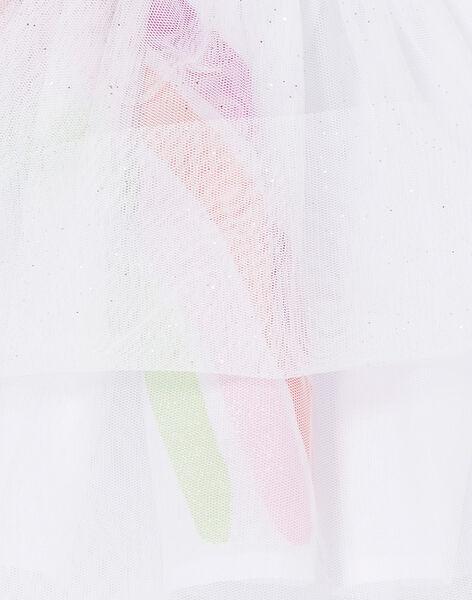 White SKIRT LAVIJUP2 / 21S901U1JUP000