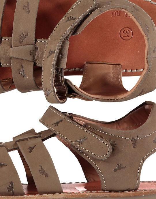Light brown Sandal FGSANDINO2 / 19SK36C2D0E803