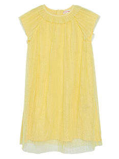 Yellow Dress JASOROB3 / 20S90182ROBB105