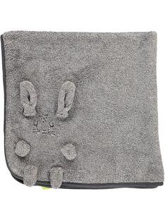 Unisex babies' fake fur blanket DOU1COU / 18WF4211D4P099