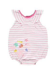 Baby girls' romper CIMABAR / 18SG09U1BAR099
