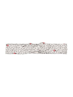Baby girls' headband FOU1BAN / 19SF4211BAN099