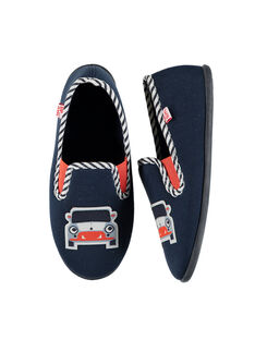 Boys' slip-on slippers FGSGVOIT / 19SK3635D0B070