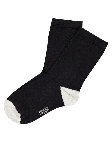 Black Socks GYOESCHO3 / 19WI02U5SOQ090