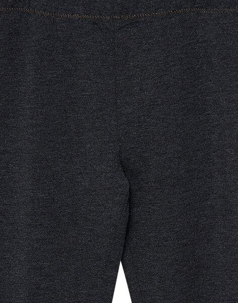 Dark grey Leggings JYAESLEG3 / 20SI0161D26944