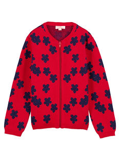 Red Cardigan GATRICAR2 / 19W901J2CARF512