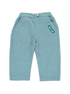 Multicolor pants CUHOPAN / 18SG10E1PAN099