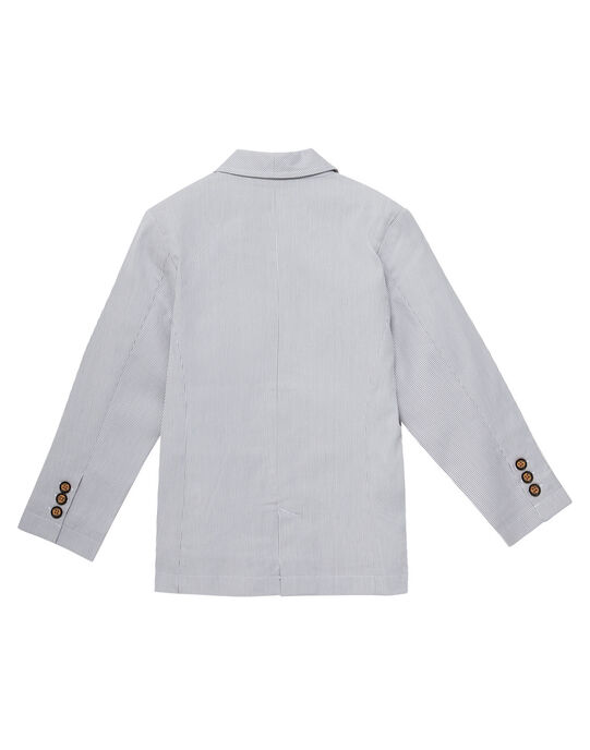 Grey Blazer JOPOEVES / 20S902G1VES940