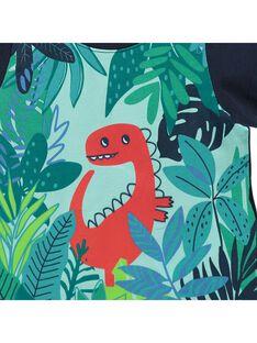 Baby boys' short-sleeved T-shirt CUDOUTI1 / 18SG10J1TMC717