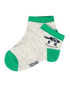 Girls' fancy socks FYATOCHO / 19SI01L1SOQ956