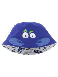 Boys' reversible hat CYOMACHA / 18SI02U1CHAC204