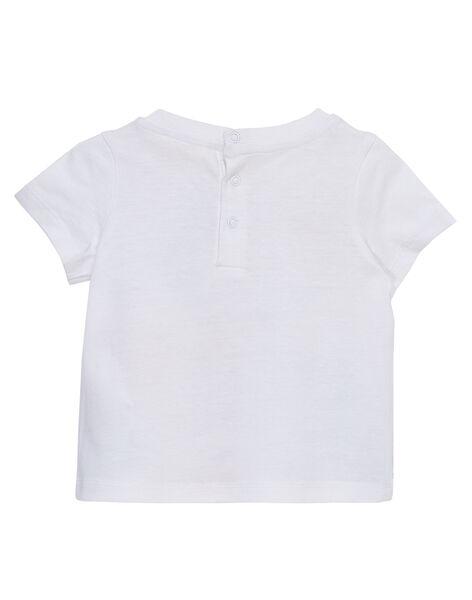 White T-shirt JUMARTI1 / 20SG10P2TMC000