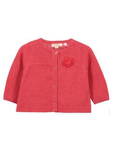 Strawberry rose Cardigan FIBACAR1 / 19SG0961CAR308