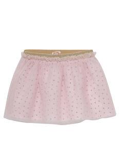 Pale rose Skirt JIPOEJU / 20SG09G1JUP301