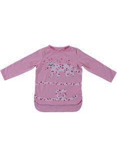 Pyjama : haut plus long derrière et legging GEFAPYJPAN / 19WH1156PYJD301