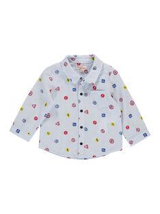 Baby boys' shirt FUCOCHEM / 19SG1081CHM099