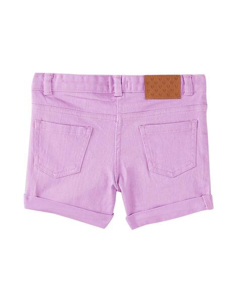 Light violet Shorts JAJOSHORT5 / 20S901T2D30322
