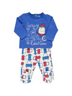 Blue Pajamas CEGUPYJGAR / 18SH1441PYJ201