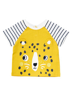 Yellow T-shirt JUTROTI2 / 20SG10F1TMCB114
