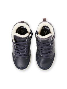 Navy Sneakers GGBASBOY / 19WK36I1D3F070